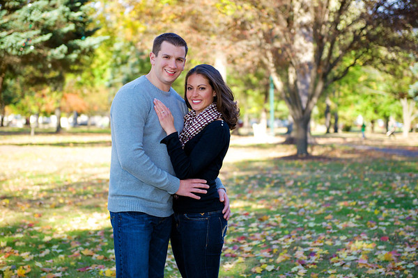 Sarina & Brandon's Engagement